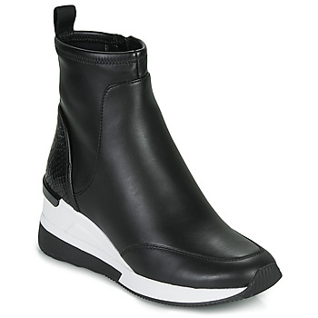 Zapatos Mujer Zapatillas altas MICHAEL Michael Kors KINSEY Negro