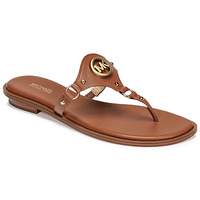 Zapatos Mujer Chanclas MICHAEL Michael Kors CONWAY SANDAL Cognac