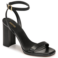Zapatos Mujer Sandalias MICHAEL Michael Kors ANGELA ANKLE STRAP Negro