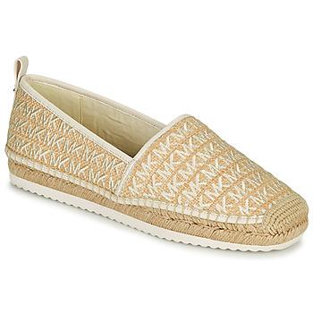 Zapatos Mujer Alpargatas MICHAEL Michael Kors LENNY ESPADRILLE Beige