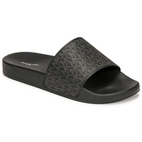 Zapatos Hombre Chanclas MICHAEL Michael Kors JAKE SLIDE Negro