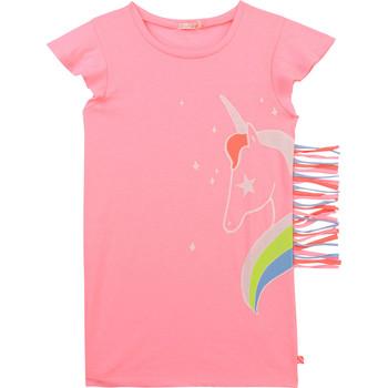textil Niña Vestidos cortos Billieblush / Billybandit U12625-462 Rosa