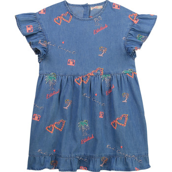 textil Niña Vestidos cortos Billieblush / Billybandit U12640-Z10 Azul