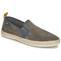 Zapatos Hombre Alpargatas Bamba By Victoria ANDRE ELASTICOS ANTELIN Gris