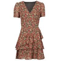 textil Mujer Vestidos cortos Moony Mood ORNAMA Rojo