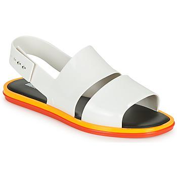 Zapatos Mujer Sandalias Melissa CARBON Blanco