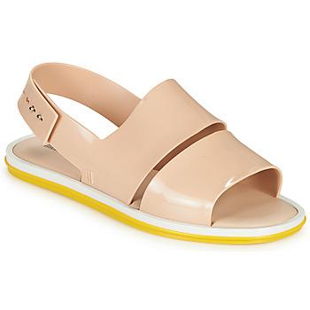Zapatos Mujer Sandalias Melissa CARBON Beige / Amarillo