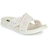 Zapatos Mujer Zuecos (Mules) Melissa COSMIC II & SALINAS Blanco
