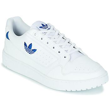 Zapatos Zapatillas bajas adidas Originals NY 92 Blanco / Azul