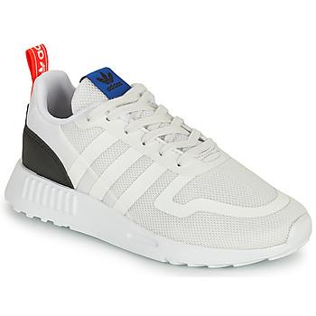 Zapatos Niños Zapatillas bajas adidas Originals SMOOTH RUNNER C Blanco / Negro