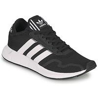 Zapatos Zapatillas bajas adidas Originals SWIFT RUN X Negro / Blanco