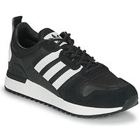 Zapatos Zapatillas bajas adidas Originals ZX 700 HD Negro / Blanco