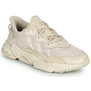 Zapatos Zapatillas bajas adidas Originals OZWEEGO Beige