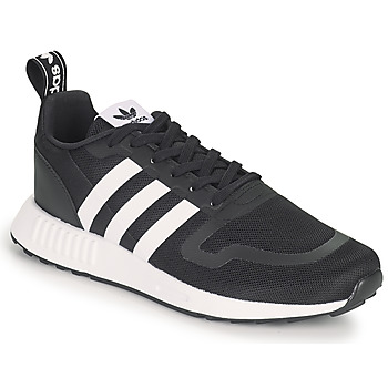 Zapatos Zapatillas bajas adidas Originals SMOOTH RUNNER Negro / Rosa