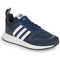 Zapatos Niños Zapatillas bajas adidas Originals SMOOTH RUNNER J Marino