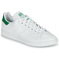Zapatos Zapatillas bajas adidas Originals STAN SMITH SUSTAINABLE Blanco / Verde