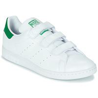 Zapatos Zapatillas bajas adidas Originals STAN SMITH CF SUSTAINABLE Blanco / Verde