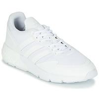 Zapatos Zapatillas bajas adidas Originals ZX 1K BOOST Blanco