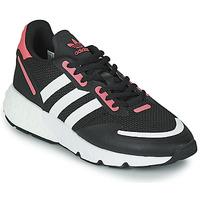 Zapatos Mujer Zapatillas bajas adidas Originals ZX 1K BOOST W Negro / Rosa