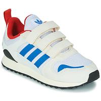 Zapatos Niños Zapatillas bajas adidas Originals ZX 700 HD CF C Beige / Azul