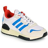 Zapatos Niños Zapatillas bajas adidas Originals ZX 700 HD J Beige / Azul