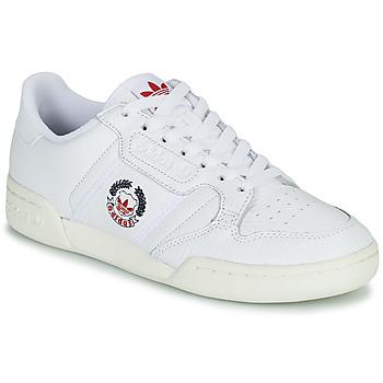Zapatos Zapatillas bajas adidas Originals CONTINENTAL 80 Blanco