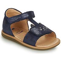 Zapatos Niña Sandalias Shoo Pom TITY MIAOU Azul