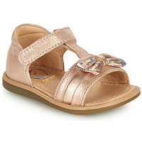 Zapatos Niña Sandalias Shoo Pom TITY NEW KNOT Rosa