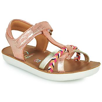 Zapatos Niña Sandalias Shoo Pom GOA SALOME Rosa