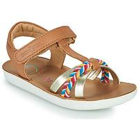 Zapatos Niña Sandalias Shoo Pom GOA SALOME Marrón