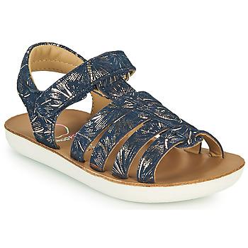 Zapatos Niña Sandalias Shoo Pom GOA SPART Azul
