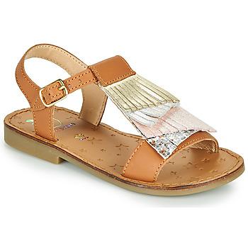 Zapatos Niña Sandalias Shoo Pom HAPPY FALLS Marrón