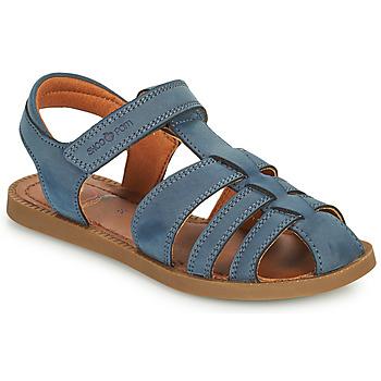 Zapatos Niño Sandalias Shoo Pom SOLAR TONTON Azul