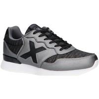Zapatos Niña Multideporte Munich 1690065 DASH Plateado