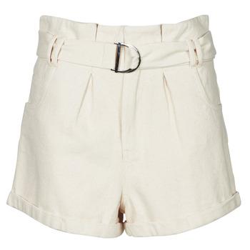textil Mujer Shorts / Bermudas Betty London ODILE Beige