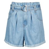 textil Mujer Shorts / Bermudas Betty London ODILON Azul / Medium