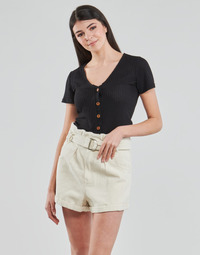 textil Mujer Tops / Blusas Betty London ODILOU Negro
