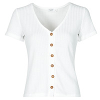 textil Mujer Tops / Blusas Betty London ODILOU Blanco
