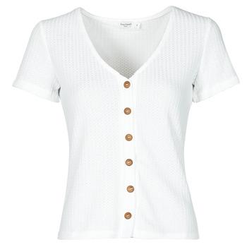 textil Mujer Tops / Blusas Betty London ODILOU Blanco