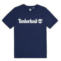 textil Niño Camisetas manga corta Timberland VUILL Marino