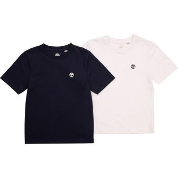 textil Niño Camisetas manga corta Timberland FONNO Multicolor