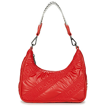 Bolsos Mujer Bolso para llevar al hombro Desigual BOLS_TAIPEI MEDLEY Rojo