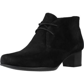 Zapatos Mujer Botines Clarks UN DAMSON TIE Negro