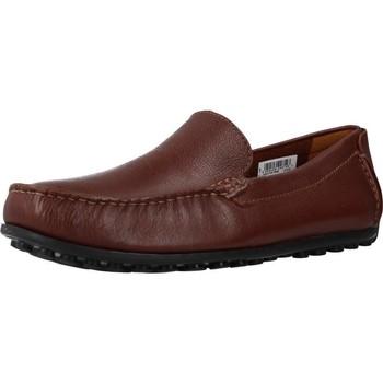 Zapatos Hombre Mocasín Clarks HAMILTON FREE Marron
