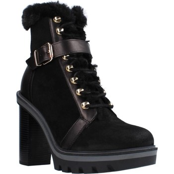 Zapatos Mujer Botines Tommy Hilfiger WARM LINED HIGH HE Negro