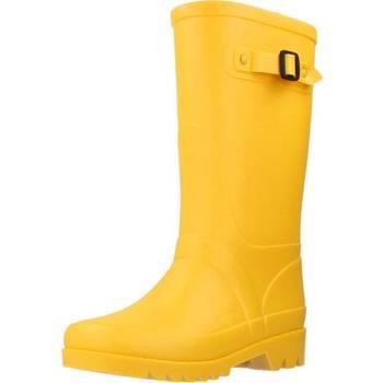Zapatos Niña Botas de agua IGOR W10115 Amarillo