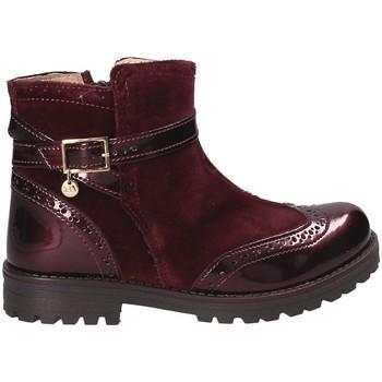 Zapatos Niños Botas de caña baja Melania ME6146F7I.B Rojo