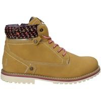 Zapatos Niños Botas de caña baja Wrangler WG17230 Amarillo