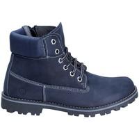 Zapatos Niño Botas de caña baja Melania ME6629F8I.B Azul