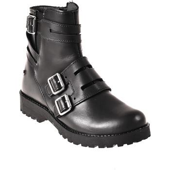 Zapatos Niños Botas de caña baja Melania ME6010F8I.B Negro